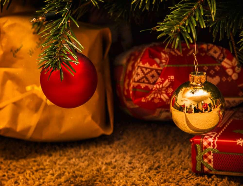 Ein Glückstag vor Weihnachten
