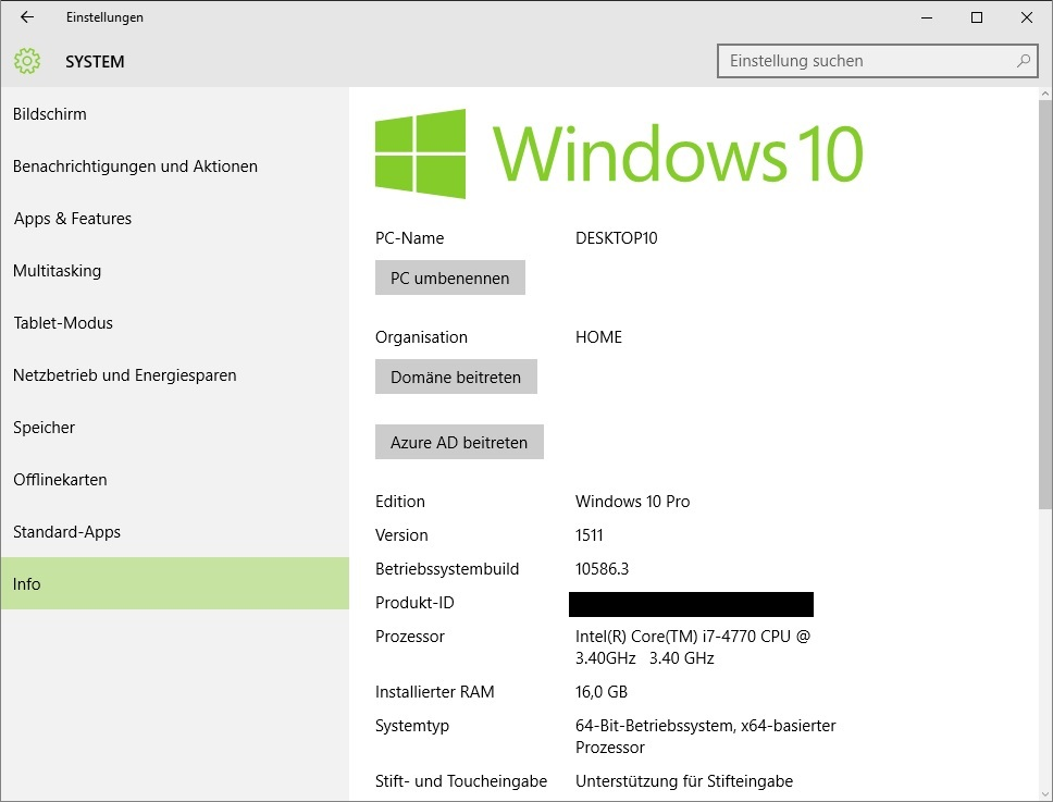 win10th2, windows 10