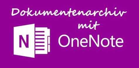 dokumentanarchiv onenote