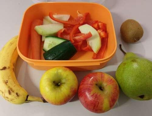 Nur Gemüse zu Mittag – Ein Selbstversuch