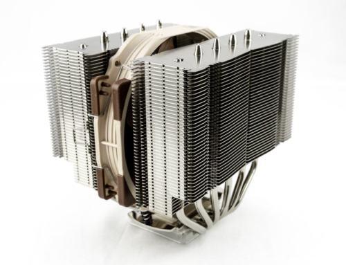 Noctua NH-D15 – ein neuer CPU-Kühler